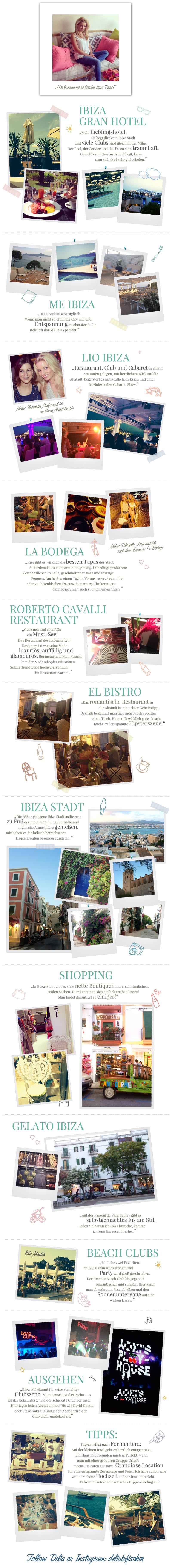My Ibiza: Delia Fischer
