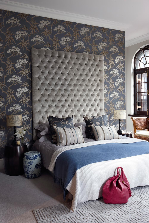 Ethno Style Schlafzimmer