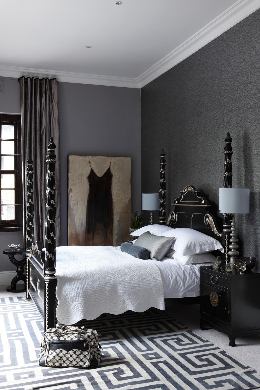 Schlafzimmer Ethno Look