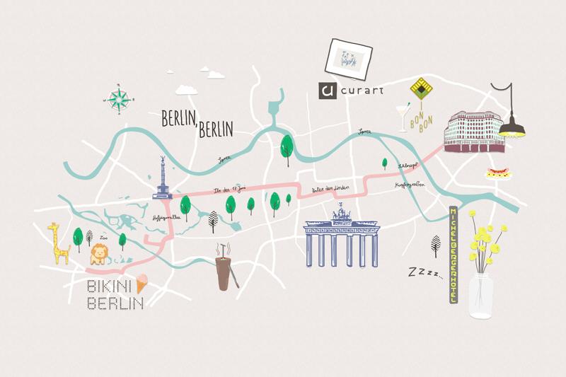 Klicken Sie Sich Durch Die Slideshows Von Berlin