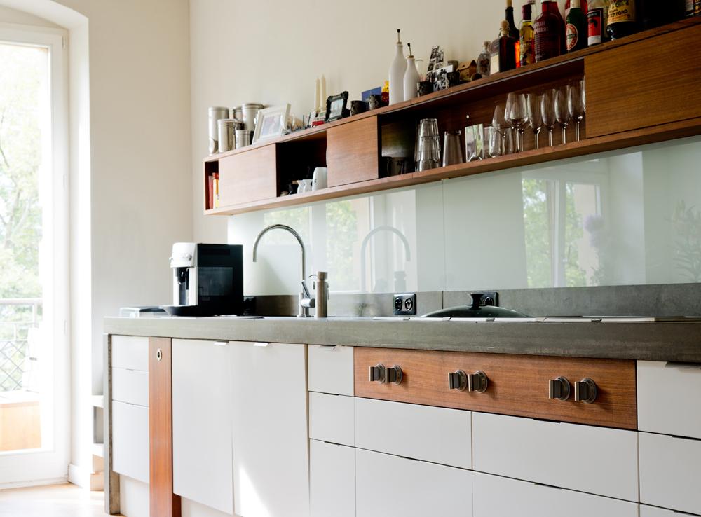 Küche Berlin Beton