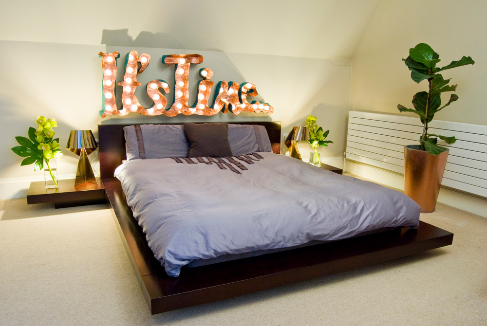 Schlafzimmer Manuela Stoll