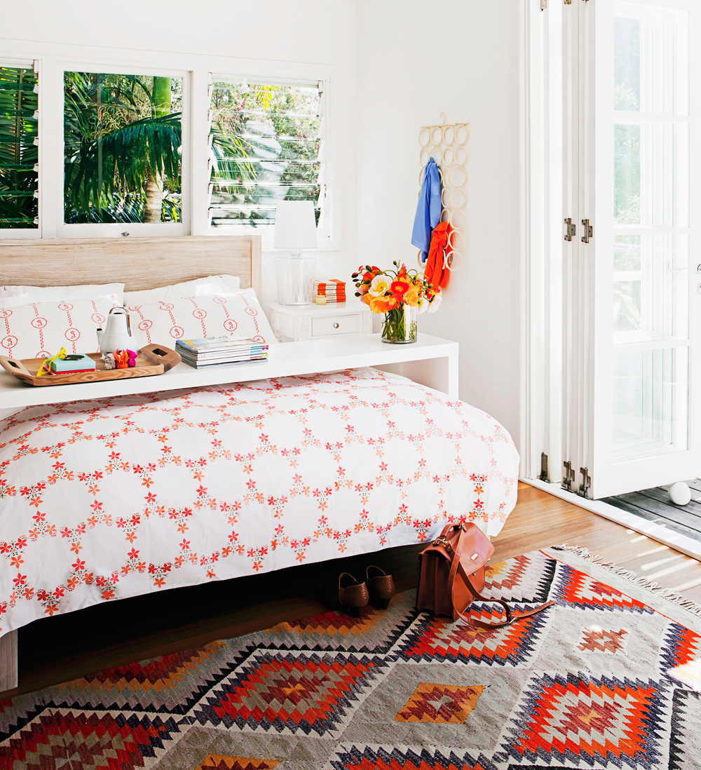 Hippie Schlafzimmer