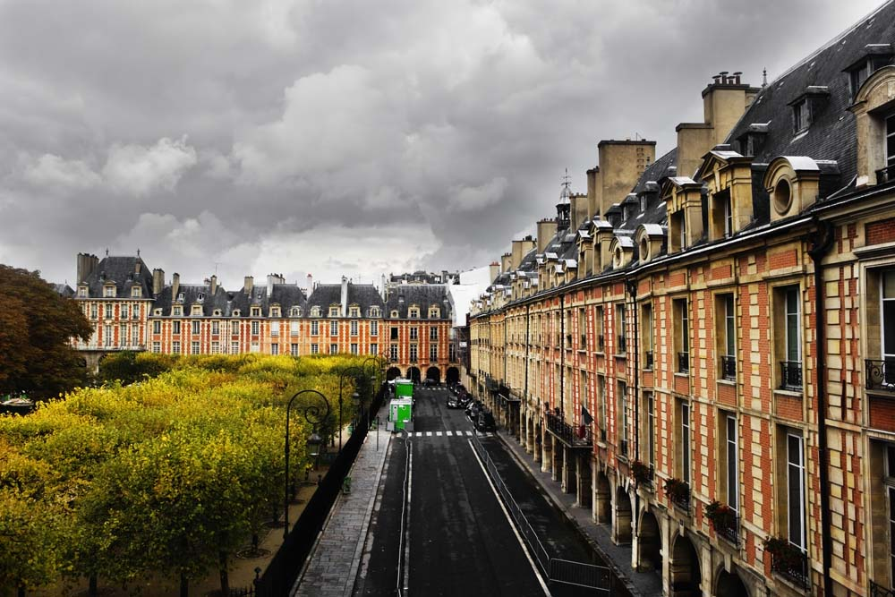Place de Vosges Townhouse