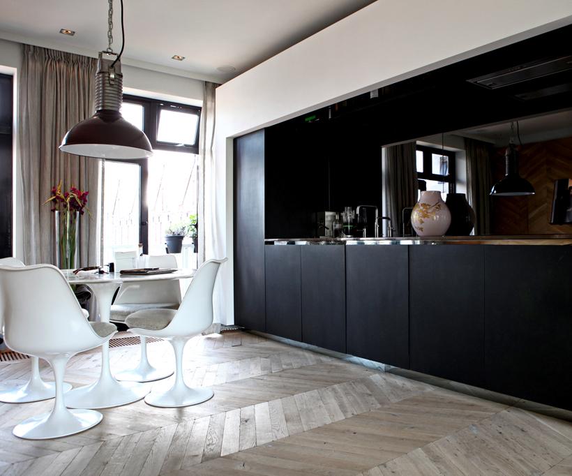 ... Einzigartigen Mobelstucke Il Loft Emejing Eklektische Wohnung Loft  Charakter Gallery House ...