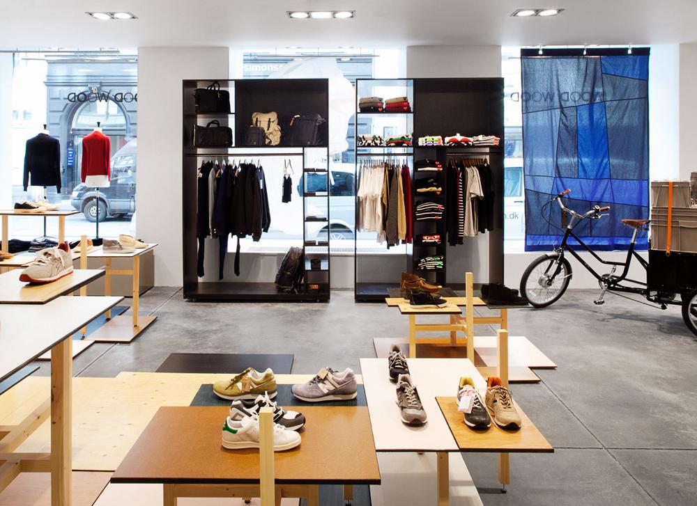 Wood Wood Store Kopenhagen