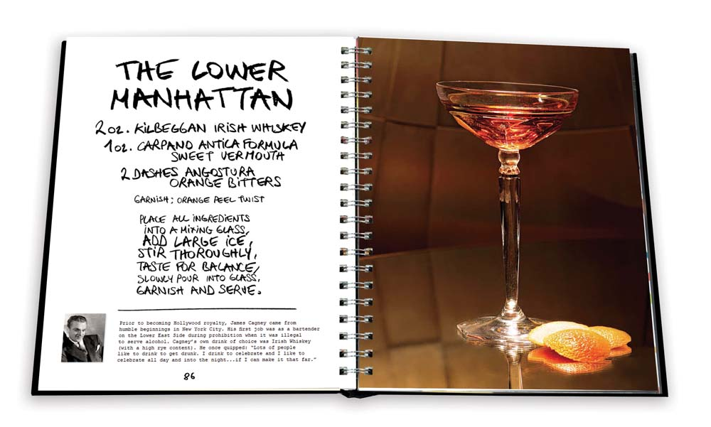 The Lower Manhattan Cocktails