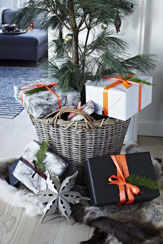 Scandi Christmas Weihnachtsbaum