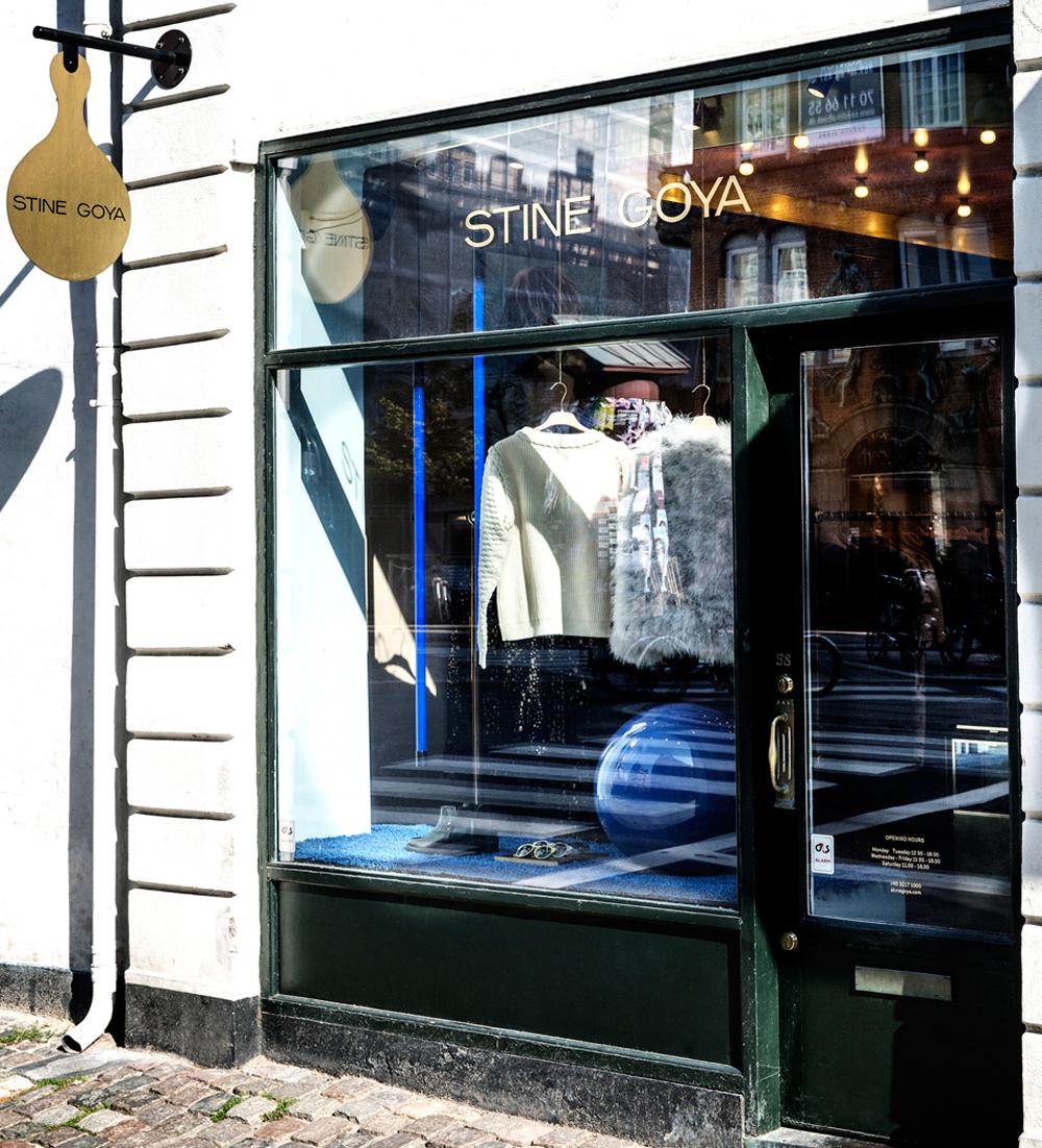 Stine Goya Kopenhagen Shop