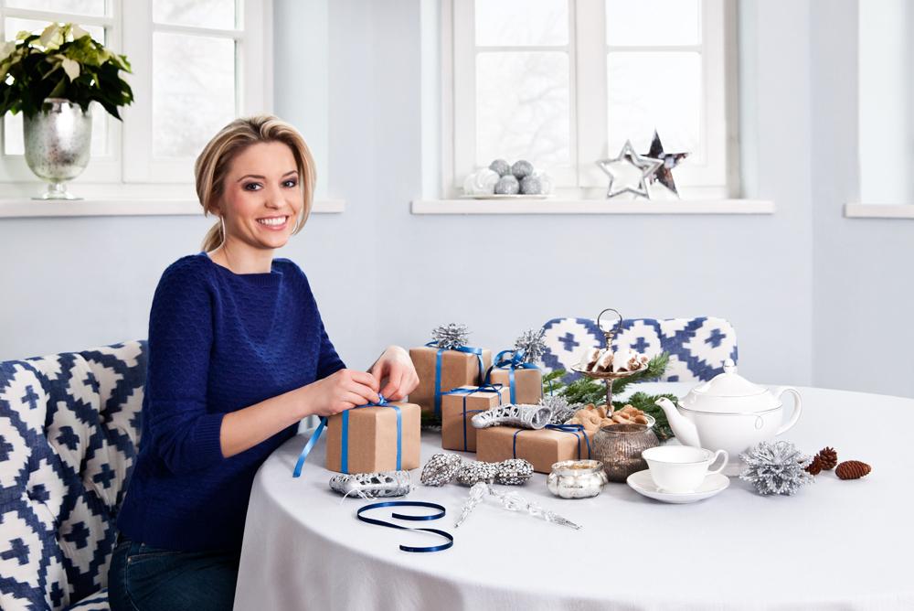 Delia Fischer Weihnachten zu Hause