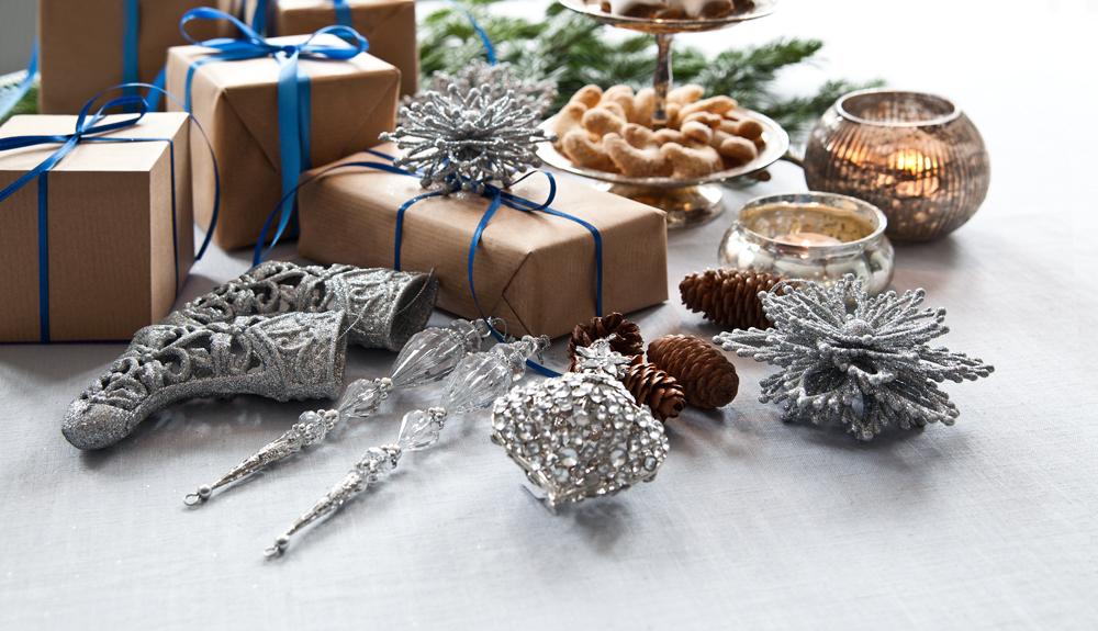 Geschenke einpacken Delia Fischer