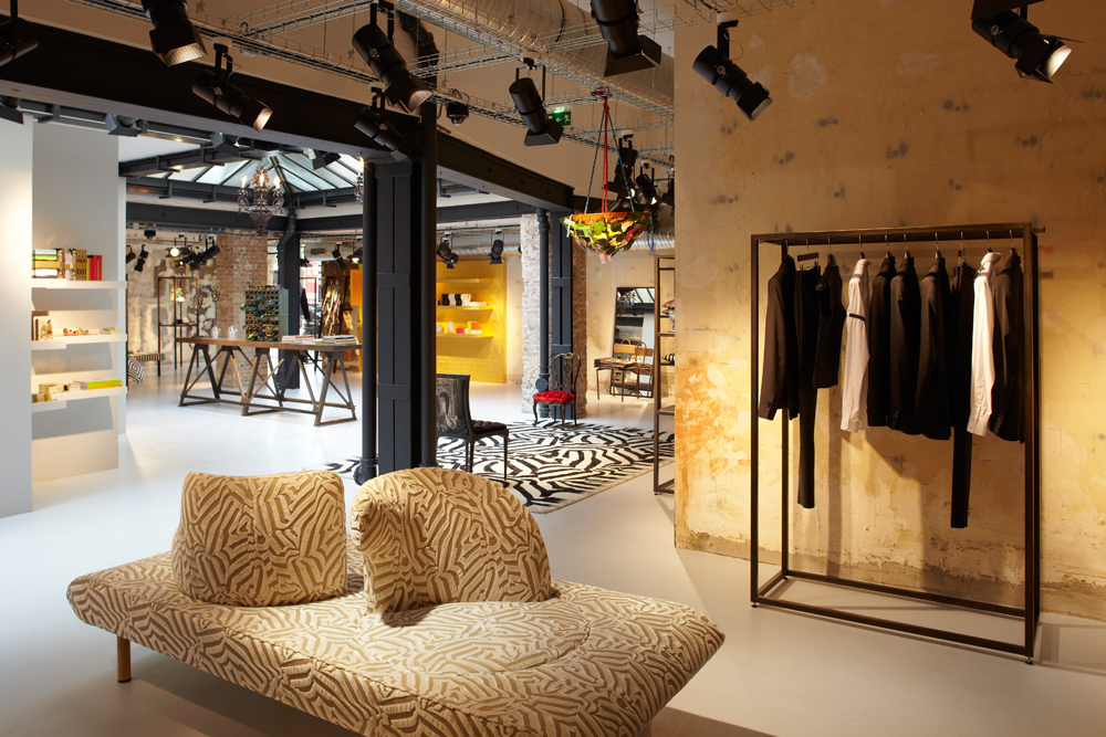 Maison Christian Lacroix Concept Store Paris