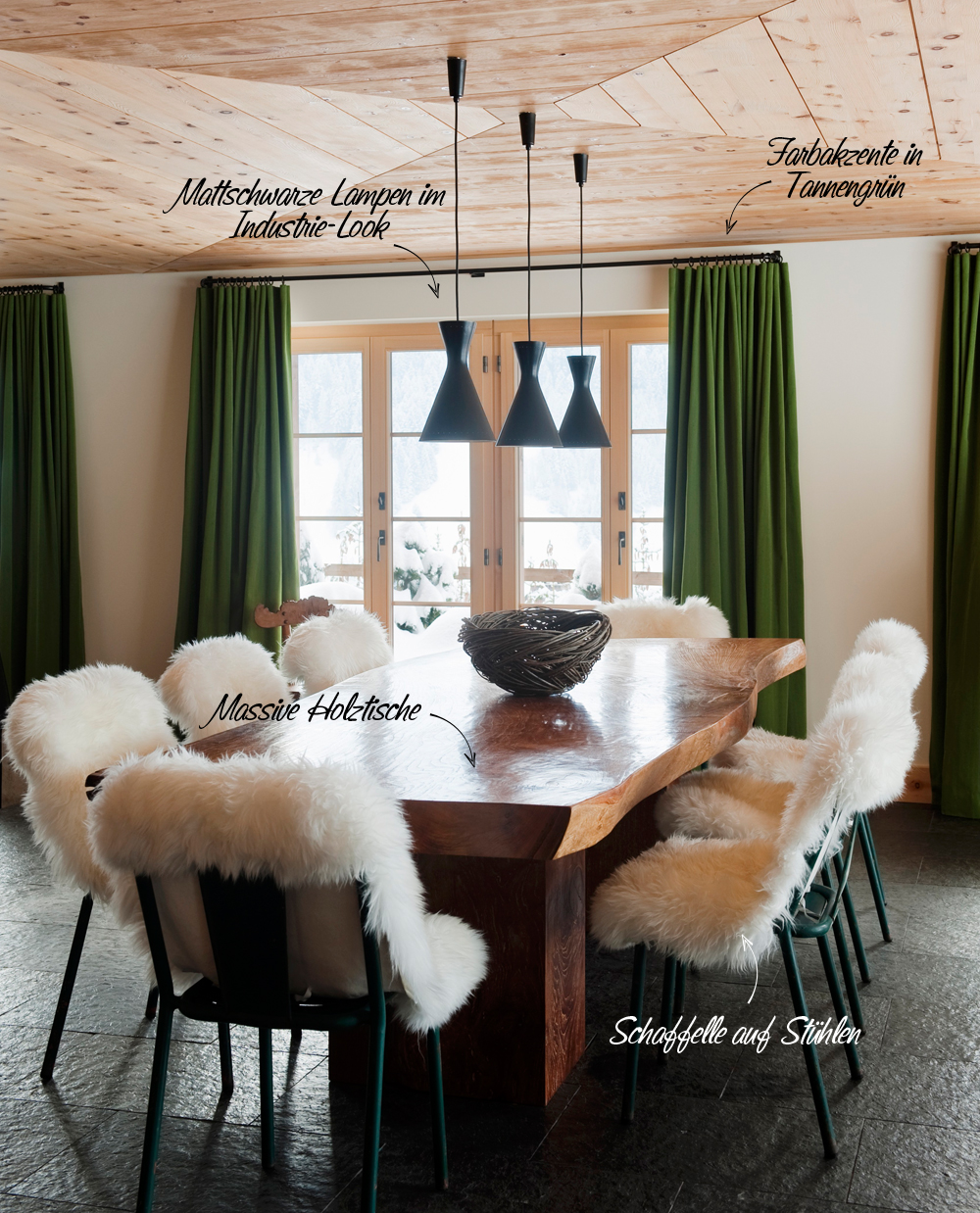 Get the Look: Modernes Chalet – Westwing Magazin