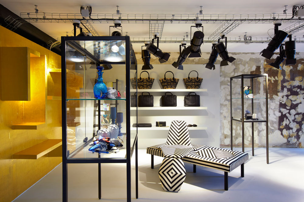 Paris Christian Lacroix Store