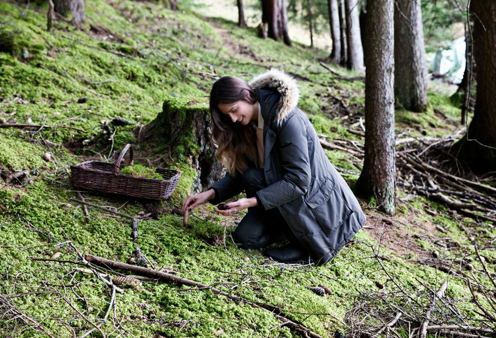 Weihnachtszauber in Tirol Jelena Enzmann lädt auf ihre Berghütte ein
