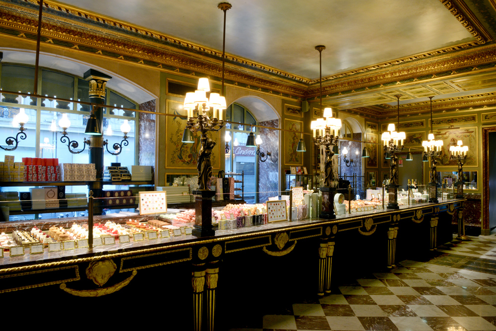 Paris Laduree Konditorei