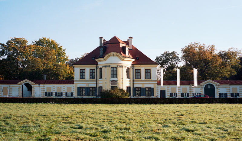 Porzellanmanufaktur Nymphenburg Pavillon