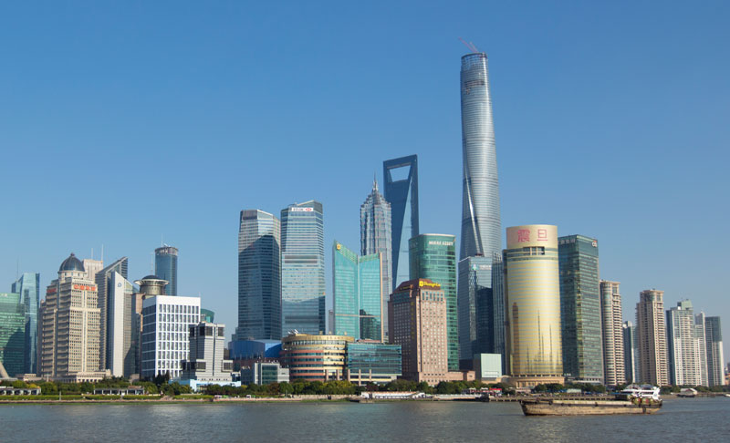 Shanghai Tower XXL ABC