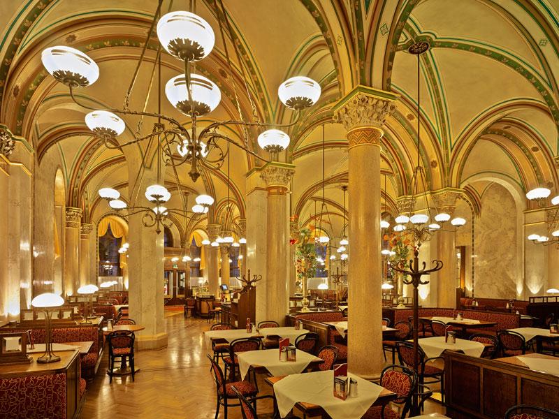 Wiener Kaffeehäuser Café Central