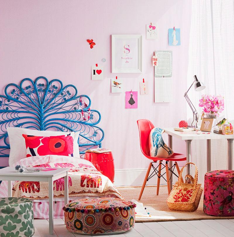 Kinderzimmer Boho