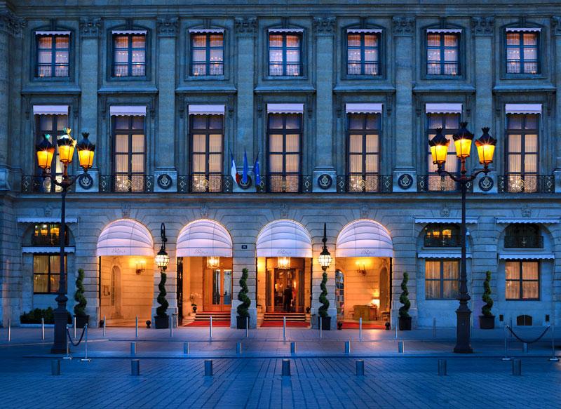 Wiedereröffnung Ritz Carlton Paris ABC