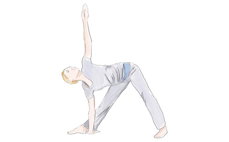Entspannungstipps Yoga