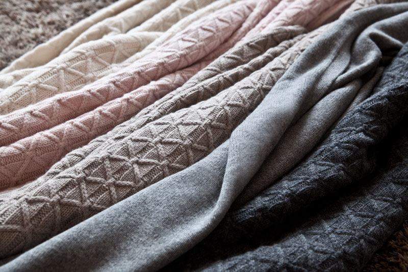 Allude Cashmere Home-Collection