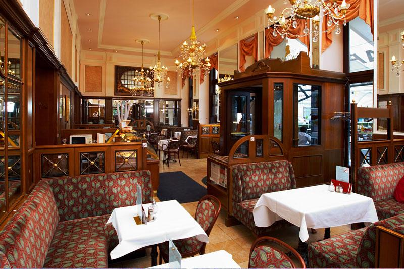 Wiener Kaffeehäuser Café Mozart
