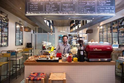 Restaurant Mûre in Paris