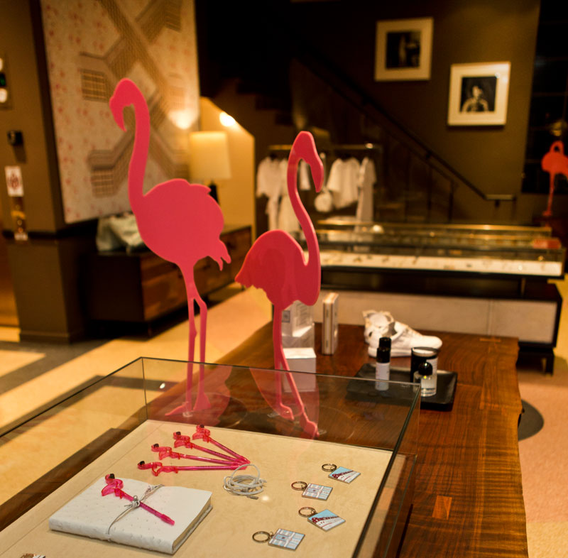 Interior Trend Flamingo Westwing