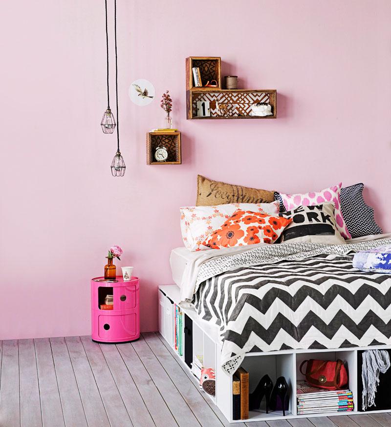 Kleines Schlafzimmer Westwing Interior-Ratgeber