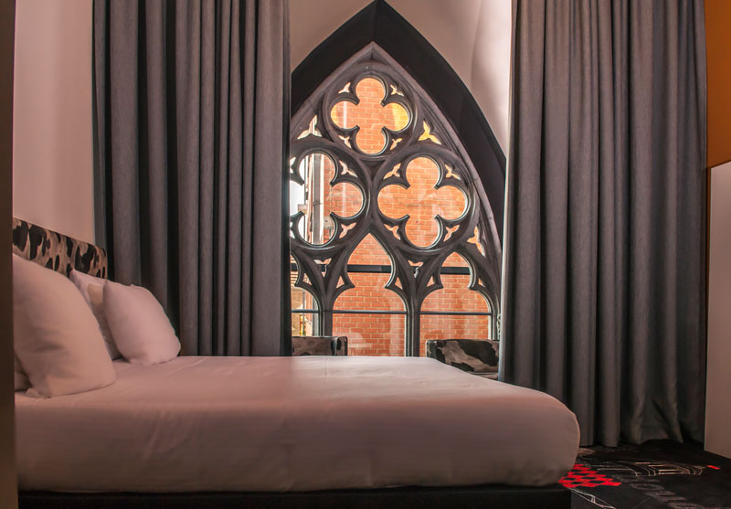 Reisetipps Interior-Fans Dream Hotel