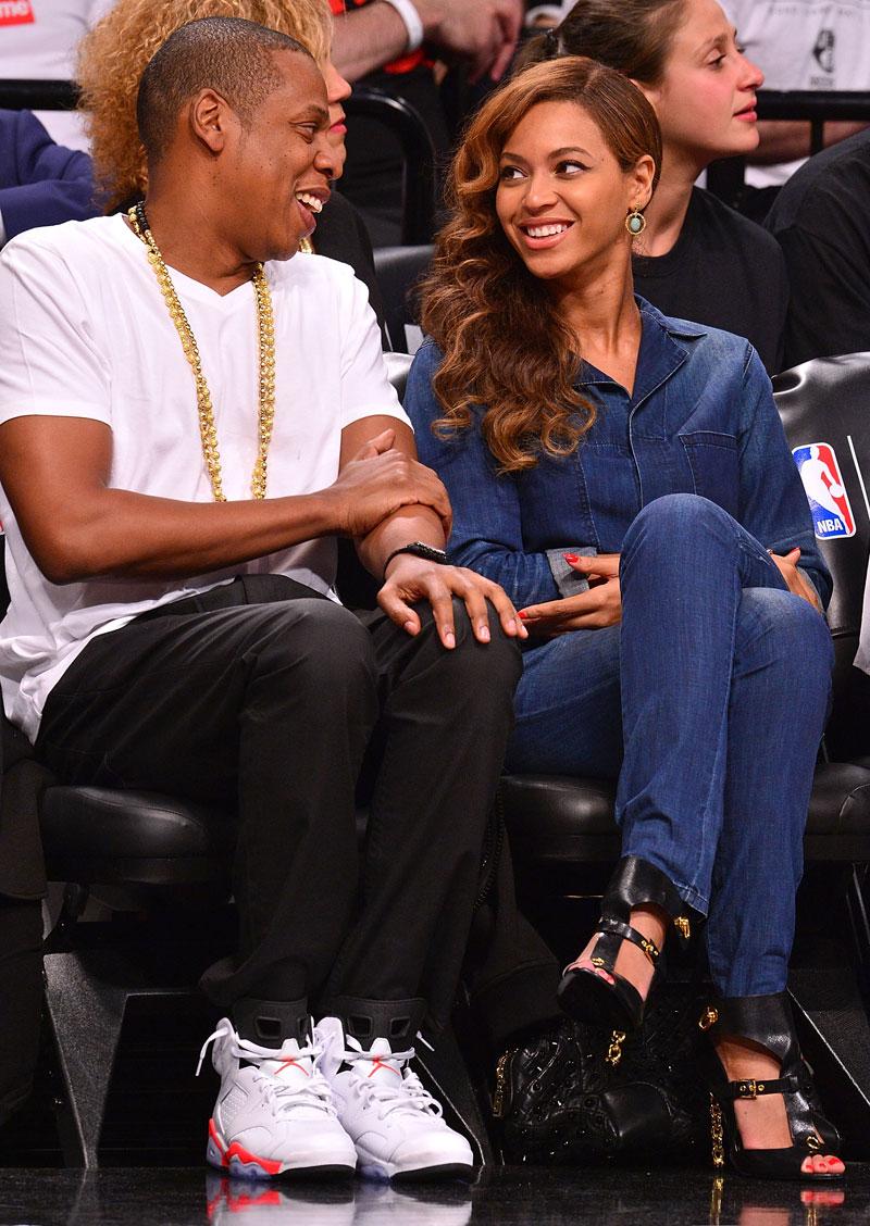 Promi-Paare Jay-Z und Beyoncé