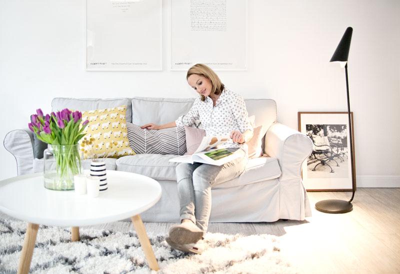 Zu Hause bei Blog butiksofie