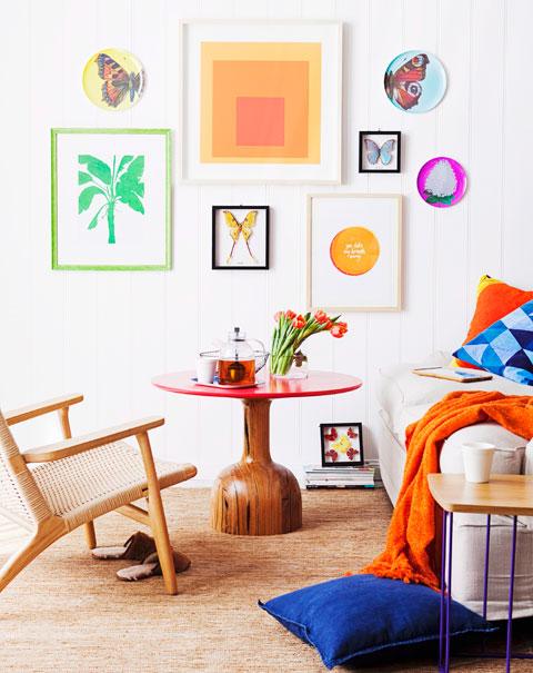 do it yourself bilder aufh ngen w nde streichen co. Black Bedroom Furniture Sets. Home Design Ideas