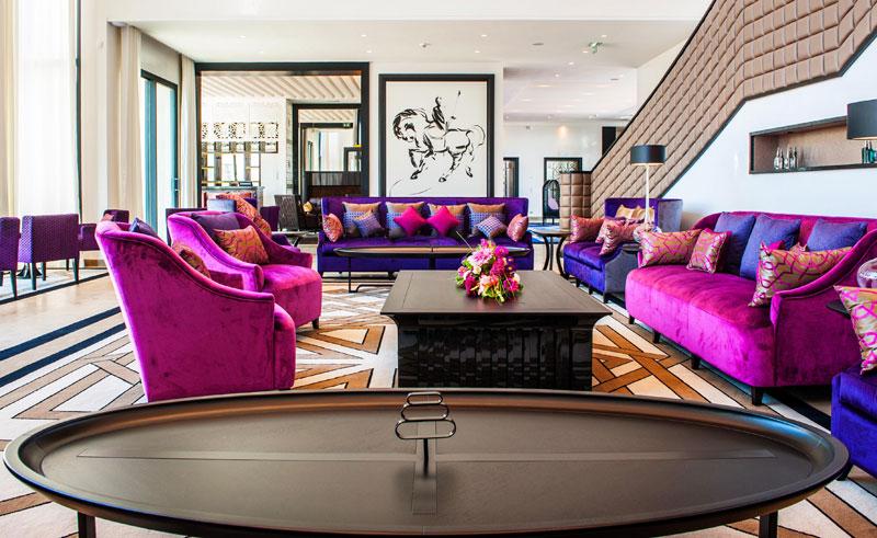 Reisetipps Interior-Fans Villa Diyafa Lila
