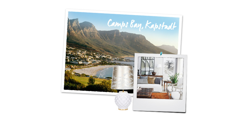 Afrika und seine Interior Stile Camps Bay