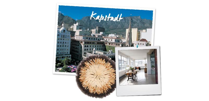 Afrika und seine Interior-Stile Kapstadt
