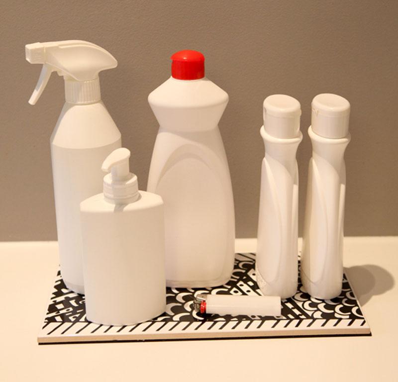 Styling-Tipps Reinigungsmittel