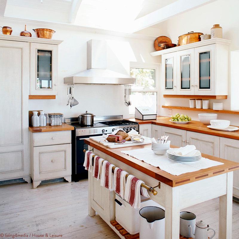 Landhausküche Instagram