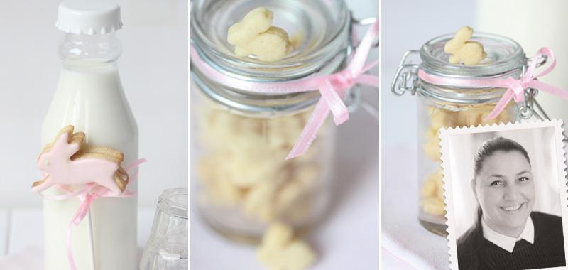 Osterbacken Rezepte Hasen im Glas