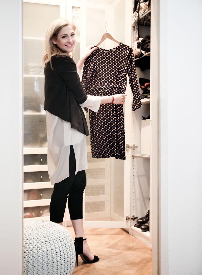 Fabelhafte Heimat Kleiderschrank