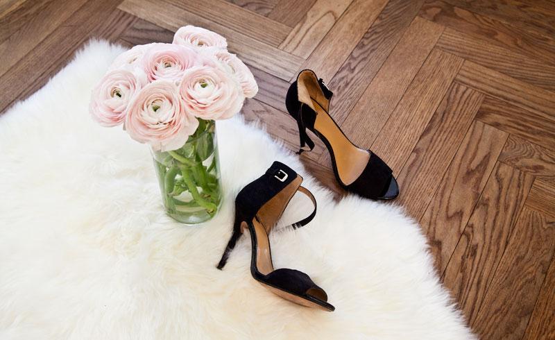 Fabelhafte Heimat Schuhe Fell