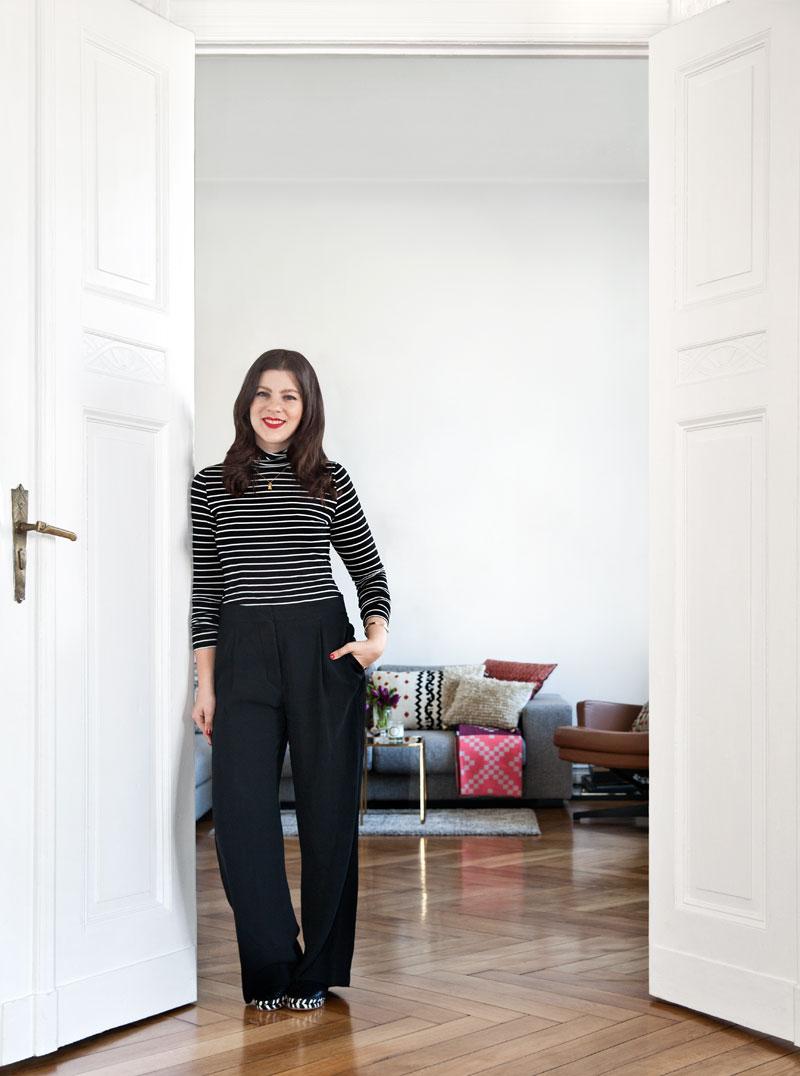 Jessie Weiss zeigt ihr Zuhause im Westwing Magazin