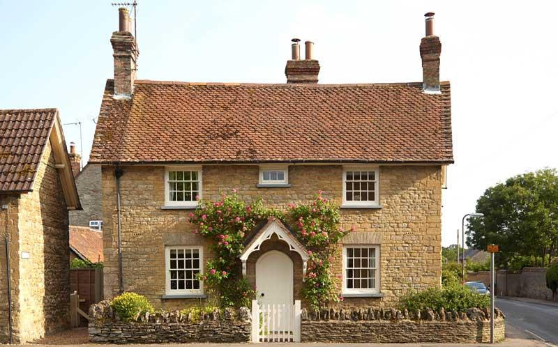 Landhaus-Charme Cottage England