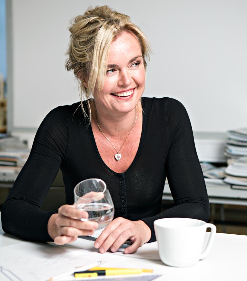 Norwegen Wik&Walsøe Gründerin
