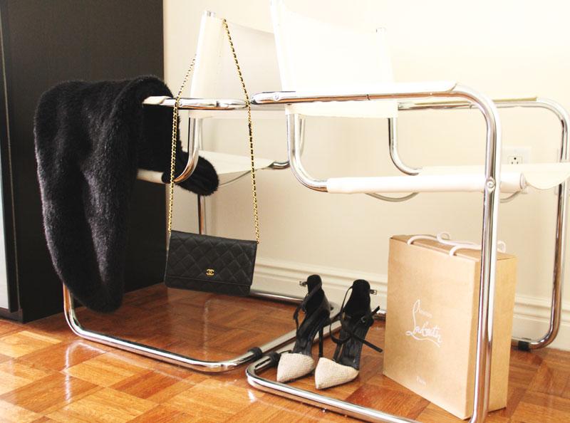 Willkommen in New York bei Bo Mulder Fashion Louboutin