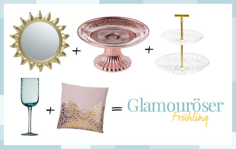 Die Frühlingsrechnung Glamour