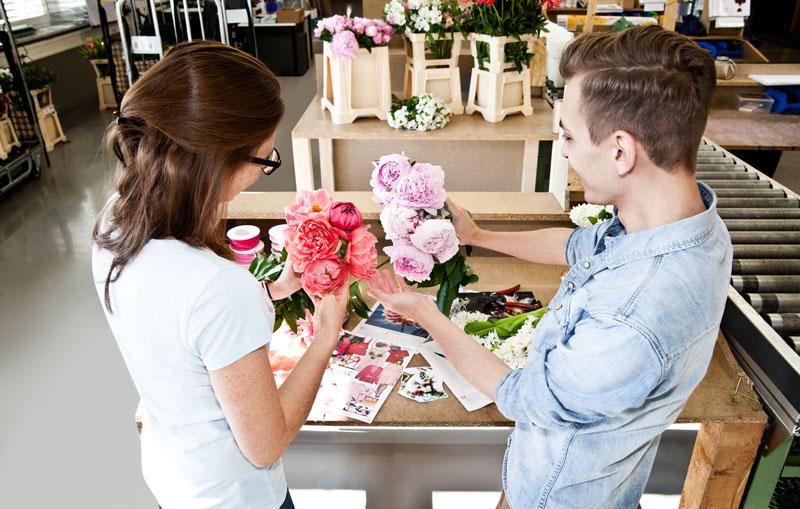 Westwing Blumenstrauß Muttertag