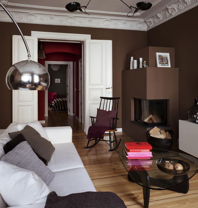 Lesestoff Wohnzimmer